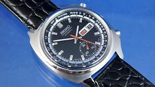 Vintage Seiko Automatic Chronograph 6139-6021 Pulsations Doctors 1970s . RARE