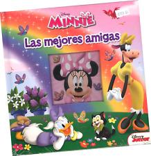 """LIBRO """"MINNIE; LAS MEJORES AMIGAS"""", EN ESPAÑOL"""