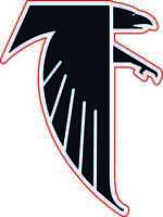 ATLANTA FALCONS Vinyl Decal / Sticker ** 5 Sizes **