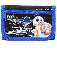 Disney Star Wars Robot Black Wallet