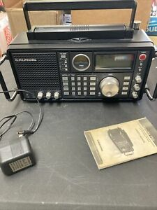 Grundig Satellit 750 FM Stereo/LW/MW/SW/AIR Portable PLL Synthesized Receiver