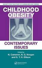 Childhood Obesity: Contemporary Issues (Society for the Study of Human-ExLibrary