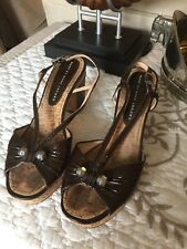 Patent Sandals Marc By Mark Jacobs
