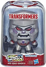 Transformers Mighty Muggs MEGATRON Action Figure BY HASBRO
