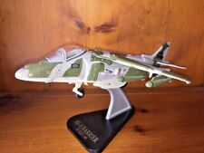 Vintage Av-8 Aviate MARINES Military Model Replica AIRPLANE Harrier UNIQUE 7/14