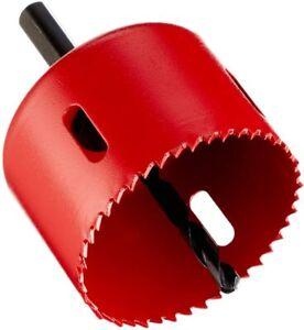 Scie cloche diamètre Ø67mm perceuse visseuse lame Boîte cloison sèche placo vis