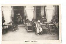 AFRIQUE , DJIBOUTI , CAFE SOMALIS
