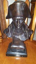 Vintage Napoleon Bust by Lecomte 1882 Rare