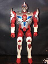 "9"" Vintage UltraMan 1994 Playmates Toys Superhuman Samurai Syber Squad Figure"