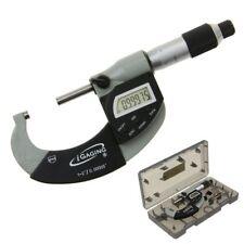 Micrometer Outside 1-2/.00005 IP65 Digital Electronic Vernier Analog USB iGaging