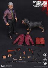 DAMTOYS GK014 1/6 Gangsters Kingdom - Heart 3 Bartley Figure Model Full Set