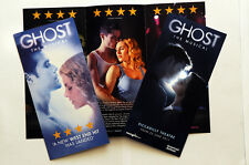 2 X GHOST THE MUSICAL FLYERS - PICADILLY THEATRE WEST END LONDON