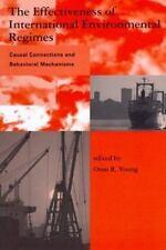 The Effectiveness of International Environmental Regimes: Causal-ExLibrary