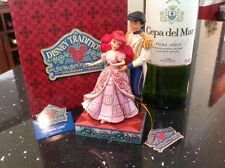 very rare disney tradition 'ariel and eric couple- worlds unite'