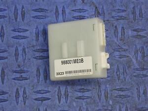 2011 - 2013 INFINITI M37 OEM DRIVER SEAT POSITION MEMORY MODULE 988001ME0B