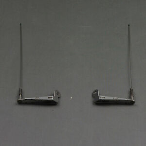 Metal Left/Right Antenna for Tamiya 1/14 RC Tractor Truck DIY Modification Kits