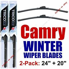 2007-2011 Toyota Camry WINTER Wiper Blades 2-Pack Wipers Snow/Ice - 35240/35200