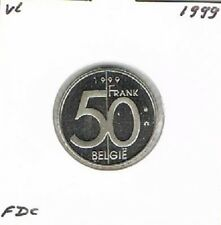 Belgium / België dutch 50 francs 1999 BU - KM194