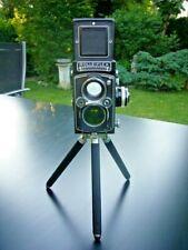 Fotoapparat - Rolleiflex - Planar - 1:3,5 - f=75mm - integr. Belichtungsmesser