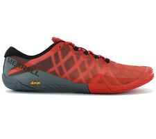 Mens Merrell Vapor Glove 3 Molten Lava Trail Running Shoes Size 12