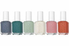 Essie Spring 2018 Collection Nail Polish Set of 6, FULL SIZE