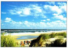 Westküste Sylt , 1998 gelaufene AK