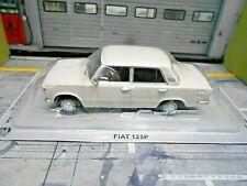 Fiat 128 parte trasera escalonada Europa beige met 1978 argentina atlas Ixo Altaya sp 1:43