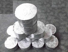 66+ lbs Pure/Clean Lead Ingots for Sinkers & Molding 50k#sold!!