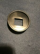 Canon rubber eye cup for AE-1 A1 FD series cameras Genuine OEM Original vintage