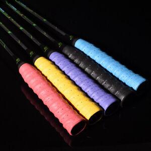 Rutschfeste Schläger über Griff Tennis Badminton Squash Griffband YRQE