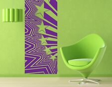Stars - highest quality wall decal stickers