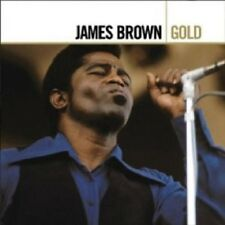 "JAMES BROWN ""GOLD"" 2 CD NEW+"