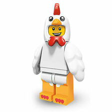 LEGO Chicken Suit Guy - Collectable Minifigure - Series 9 - NEW Minifig Costume