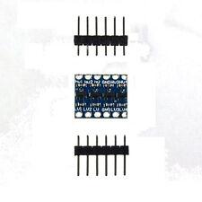 2 x 4-Kanal bidirektionaler Pegelwandler (level shift) 3,3V<->5,0V, I2C-fähig
