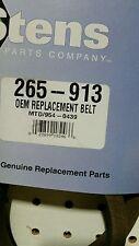 """Stens # 265-913  replaces MTD OEM belt #754-0439 & # 954-0439  600 series 46 """""""