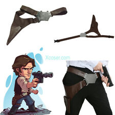 Han Solo Belt Holster Star Wars The Force Awakens Cosplay Costume Prop Accessory