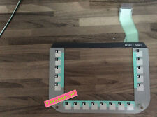 New  Membrane Keypad For SIEMENS  6AV6645-0DE01-0AX1 6AV6 645-0DE01-0AX1