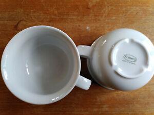 arzberg daily hobby weiß Teetassen