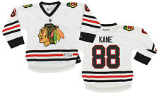 Reebok NHL Youth Chicago Blackhawks Patrick Kane #88 Replica Jersey, White