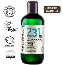 Huile Végétale Avocat BIO (n° 231) - 250ml - 100% Pure et Naturelle