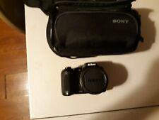 Nikon COOLPIX L110 12.1MP Digital Camera - Black TESTED WORKS Free Shipping