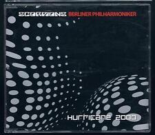 SCORPIONS BERLINER PHILARMONIKER HURRICANE 2000 CD SINGOLO CDS SINGLE