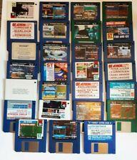 Collection of 27 ATARI ST coverdisks (Atari Format and Atari Action)
