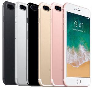 Apple iPhone 7 Plus 128GB iOS GSM Unlocked Smartphone All Colors
