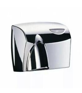 New Jd Macdonald Autobeam Hand Dryer Automatic 63 Decibels - Full Polished PCCH