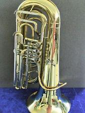 B-Tuba Arnolds & Sons ABB 350 gebraucht mit Leichtkoffer