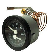 Vaillant Turbomax VUW 242E 242/1E 282E & 282/1E Caldera prensa/Temp calibre 101558