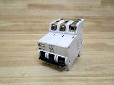 Stotz S 213 K 20A Circuit Breaker S213K20 Missing Screw