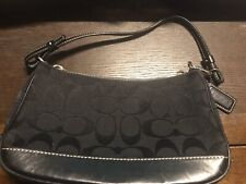 Coach Handbag No.125-6094 Small Black