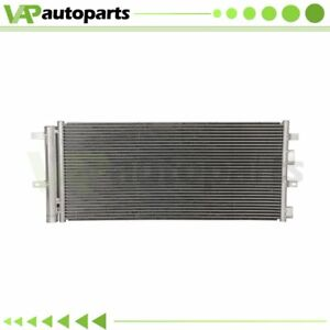 A/C Condenser For 13-17 Ford Fusion Lincoln MKZ 17-18 Lincoln Continental 4211